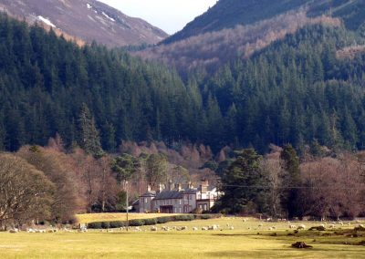 Mirehouse near Bassenthwaite