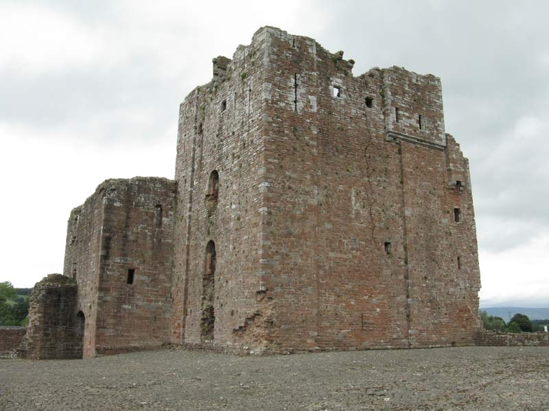 Brougham Castle near Penrith